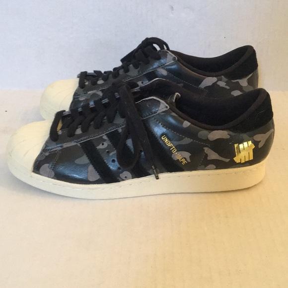 283536b8e adidas Other - Men s Adidas Bape Camo SuperStar shoes
